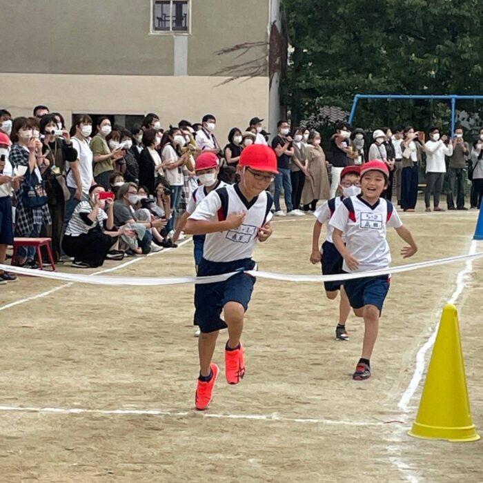 侑太郎の運動会に初めていけました